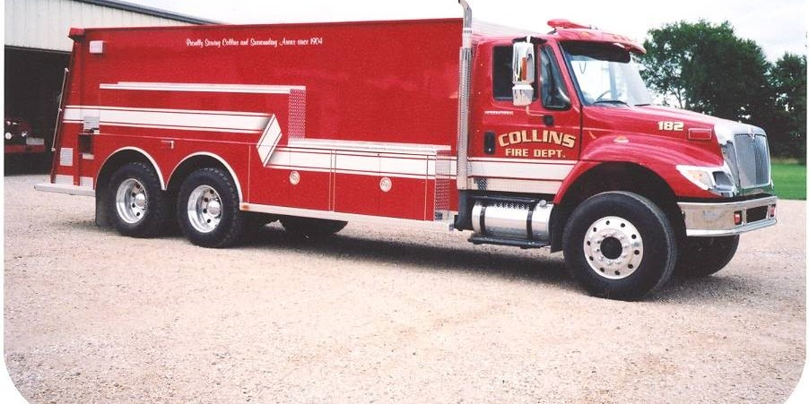 PROUDLY SERVING COLLINS AND SURROUNDING AREAS SINCE 1904